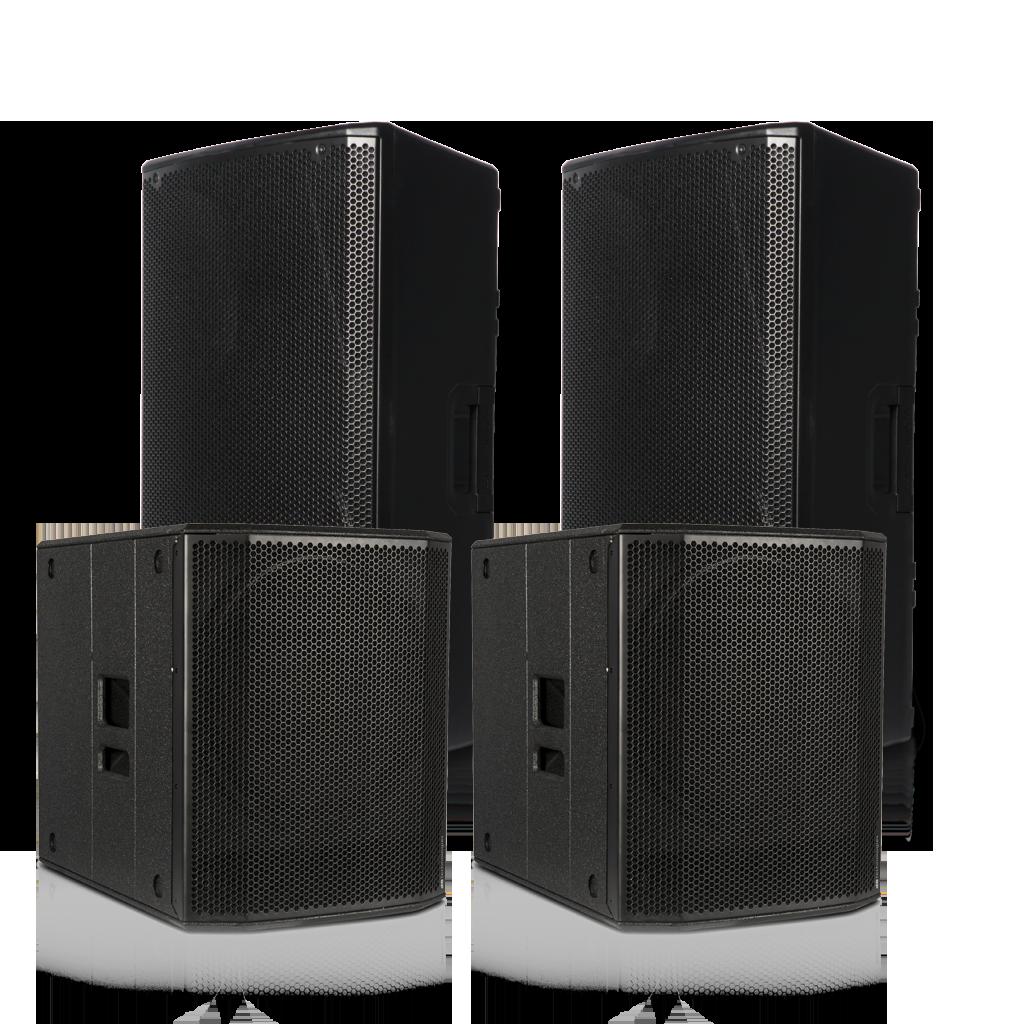 Ljudpaket Large - Intersound 198e2ef767504